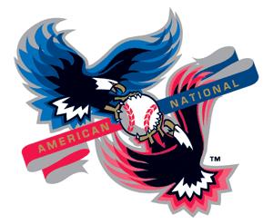 AL vs. NL logo