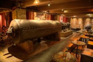 The Generator Lounge