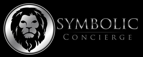 symbolic logo 3 black